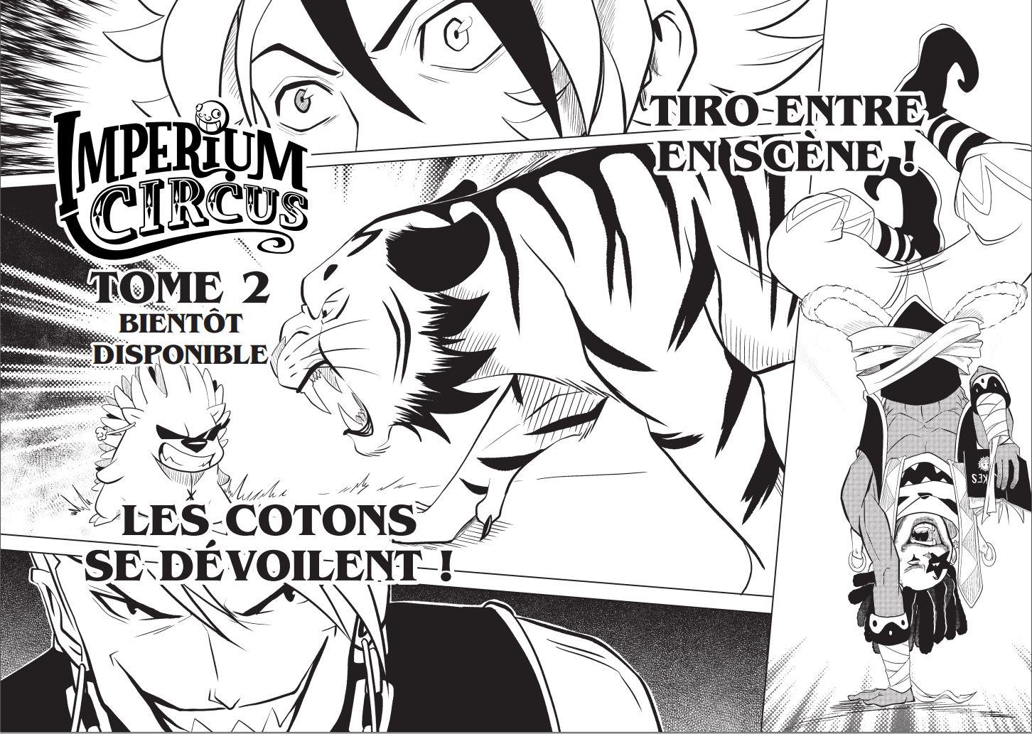 Imperium Circus page 3