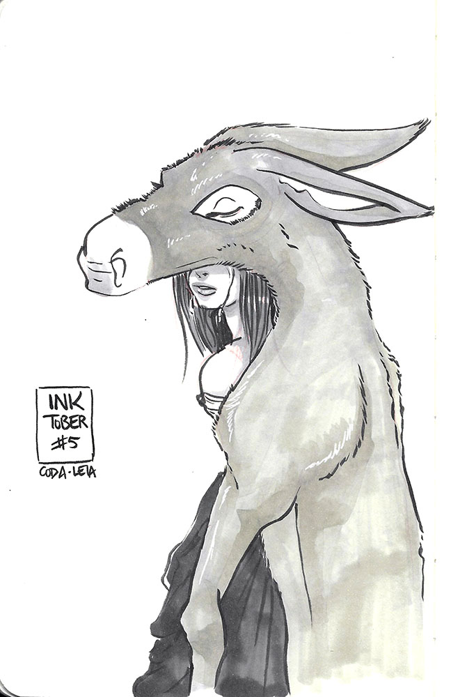 Fairy tales - Donkey Skin