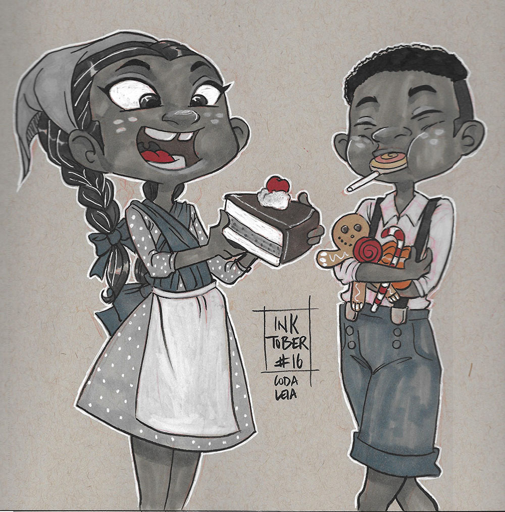 Fairy tales - Hansel & Gretel