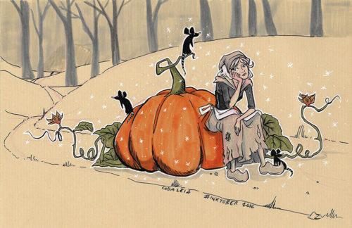 Fairy tales - Cinderella