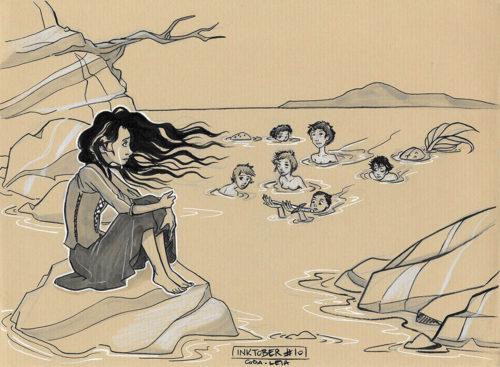 Fairy tales - The little mermaid