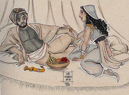 Fairy tales - arabian nights