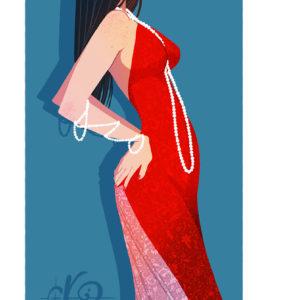Red Carpet Girl