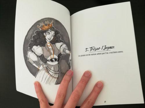 Artbook sneek peek